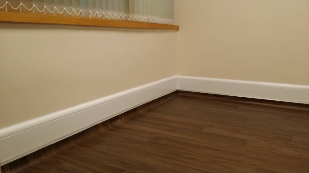 Works with any floor finish - carpet, laminate, timber, vinyl - with equal performance